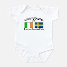 Irish-Swedish Infant Bodysuit