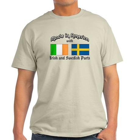 Irish-Swedish Light T-Shirt