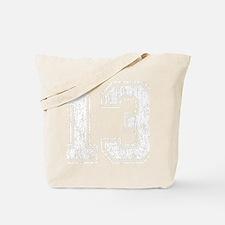 Retro 13 Tote Bag