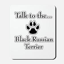 Russian Talk Mousepad