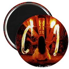 Tehani Fire Photo Two Magnet