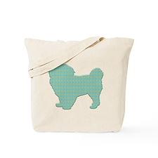 Paisley Tibbie Tote Bag