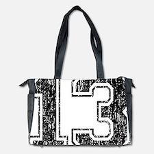 Retro 13 Diaper Bag