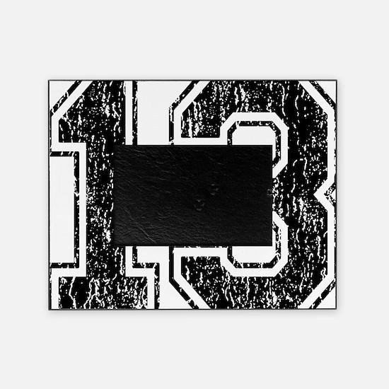 Retro 13 Picture Frame