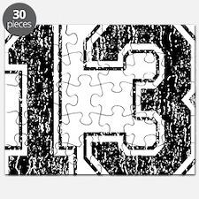 Retro 13 Puzzle