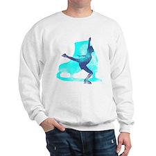 Skating Boot and Skater Sweatshirt