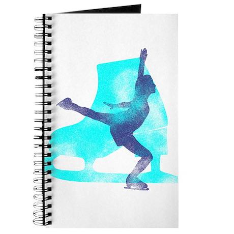 Skating Boot and Skater Journal