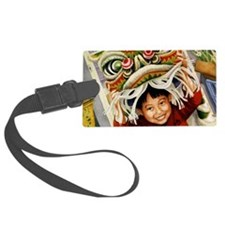 Kung Hee Fat Choy Luggage Tag