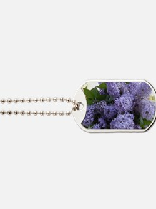 Lilac Lilac Dog Tags
