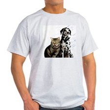 Animal intelligence, conceptual artw T-Shirt