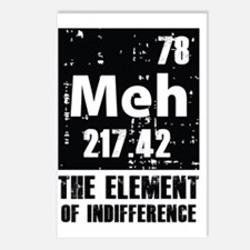 Indifference Postcards (Package of 8)