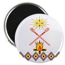 SOUTHEAST TRIBAL STICKBALL Magnet