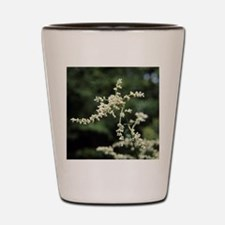 Artemisia flowers Shot Glass