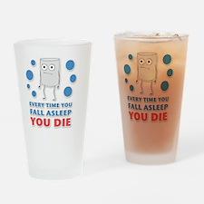 mm-d9-WhiteApparel Drinking Glass
