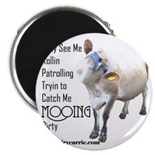 Mooing Dirty Magnet