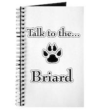 Briard Talk Journal