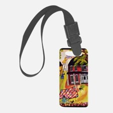 Quilting In Session Luggage Tag