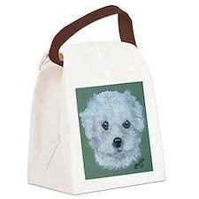Malti-Poo Canvas Lunch Bag