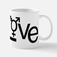Trans Love Mug