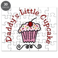 Daddys Little Cupcake Puzzle