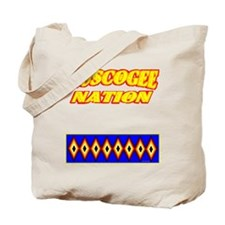 MUSCOGEE NATION Tote Bag