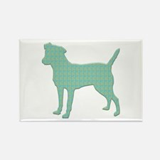 Paisley Patterdale Rectangle Magnet