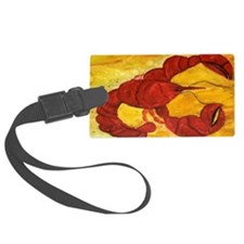 Red Lobster Luggage Tag
