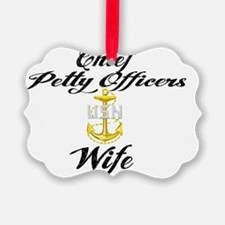 CPO Wife Ornament