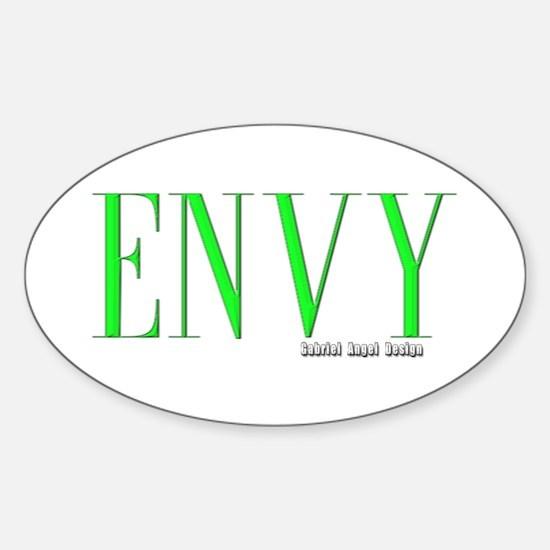Envy Logo Oval Decal