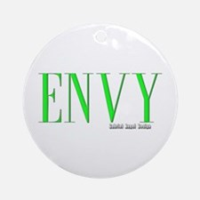 Envy Logo Ornament (Round)