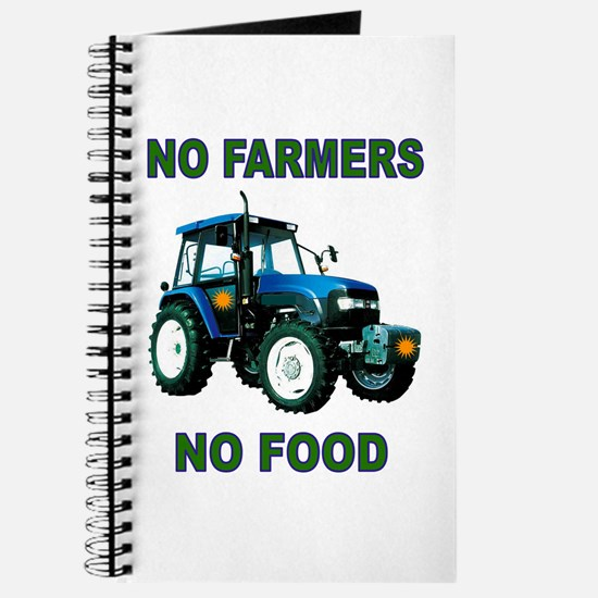 NO FARMERS FOOD Journal