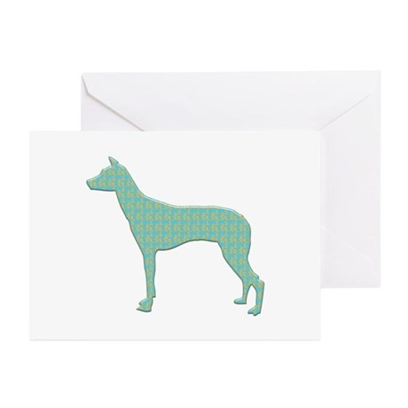 Paisley PIO Greeting Cards (Pk of 10)