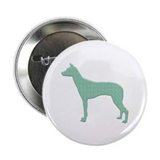 """Paisley PIO 2.25"""" Button (10 pack)"""