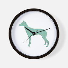 Paisley PIO Wall Clock