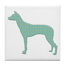 Paisley PIO Tile Coaster