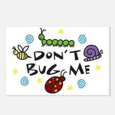 Dont Bug Me Postcards (Package of 8)