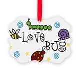 Bug Picture Frame Ornaments