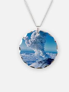 Eruption of Klyuchevskaya So Necklace