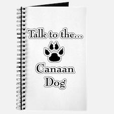 Canaan Talk Journal