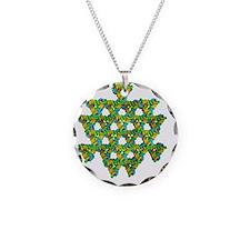 DNA Crystal nanoscale crysta Necklace
