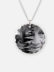 Dementia, conceptual image Necklace