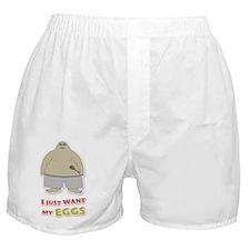 animal-d4-WhiteApparel Boxer Shorts