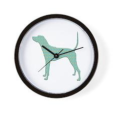Paisley Plott Wall Clock