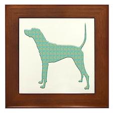 Paisley Plott Framed Tile