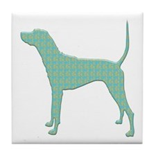 Paisley Plott Tile Coaster