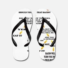 Should you eat that Bacon Flip Flops