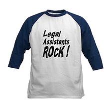 Legal Assistants Rock ! Tee