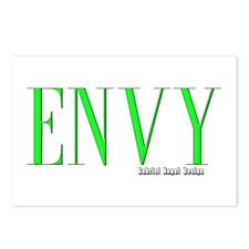 Envy Logo Postcards (Package of 8)