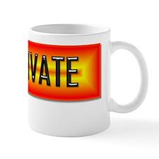 Deactivate Quilter Mug