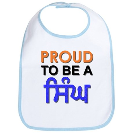 Proud to be a Singh Bib